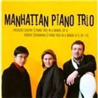 Chopin: Piano Trio in G minor, Op. 8; Schumann: Piano Trio No. 3 in G minor, Op. 110 (Music CD)