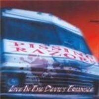 Pissing Razors - Live In The Devils Triangle [Digipak] (Music CD)