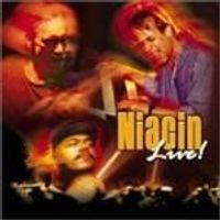 Niacin - Blood Sweat (Music Cd)