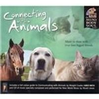 Margrit Coates - Connecting With Animals (Music CD)