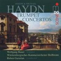 Haydn, J & M: Works for Trumpet and Orchestra [SACD]