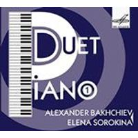 Piano Duet (Music CD)