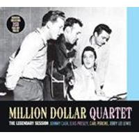 Million Dollar Quartet (The) - Legendary Session (Music CD)