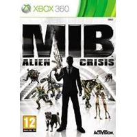 Men In Black - Alien Crisis (Xbox 360)