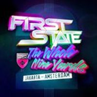 Various Artists - The Whole Nine Yards 2 (Jakarta - Amsterdam (Mixed By First State)) (Music CD)