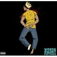 Rapper Big Pooh - Words Paint Pictures (Music CD)