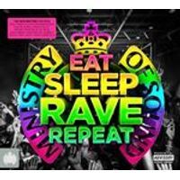 Various Artists - Eat, Sleep, Rave, Repeat! (Music CD)