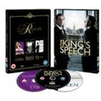 The Royal Box (The Kings Speech/ The Queen/ Young Victoria)