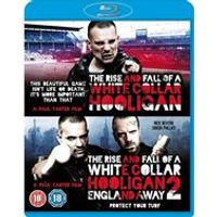 The Rise and Fall of a White Collar Hooligan 1 & 2 (Blu-Ray)