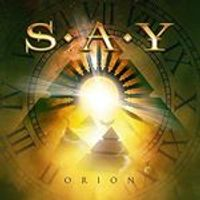 S.A.Y. - Orion (Music CD)