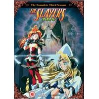 Slayers Try Collection