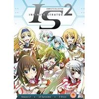 Infinite Stratos: Series 2 Collection