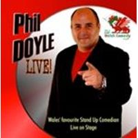 Phil Doyle - Phil Doyle Live (Music CD)