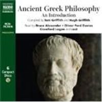 Ancient Greek Philosophy - Ancient Greek Philosophy: An Introduction (Alexander, Logan)