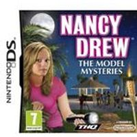 Nancy Drew - The Model Mysteries (Nintendo DS)