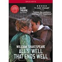 Shakespeare - Alls Well That Ends Well