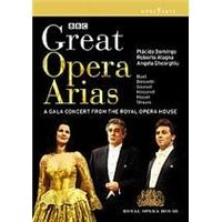 Great Opera Arias - Domingo / Alagna / Gheorghiu