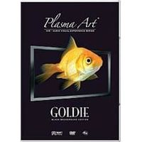 Plasma Art - Goldie