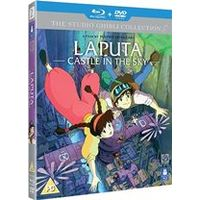 Laputa - Castle In The Sky - Double Play (Blu-ray + DVD)