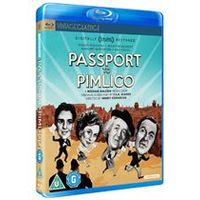 Passport to Pimlico (1949) (Blu-Ray)