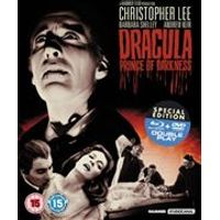 Dracula - Prince Of Darkness - Double Play (Blu-Ray and DVD)