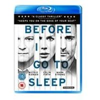 Before I Go To Sleep [Blu-ray]