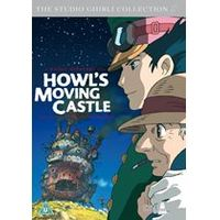 Howls Moving Castle (One Disc Edition) (Studio Ghibli Collection)