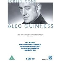 Alec Guinness - The Screen Icons Collection