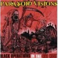 Paranoid Visions - Black Operations In The Red Mist (Music CD)