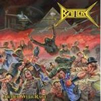 Battery - Armed With Rage (Music CD)