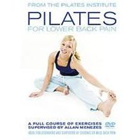 Pilates - For Lower Back Pain