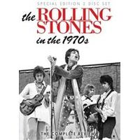 The Rolling Stones - Rolling Stones (In the 1970s/2 DVD)