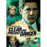 Clear and Present Danger (2013 re-sleeve)