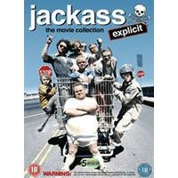 Jackass The Movie Collection