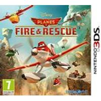 Disney Planes: Fire and Rescue (Nintendo 3DS)