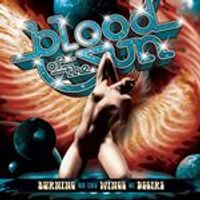 Blood of the Sun - Burning on the Wings of Desire (Limited Edition) (Music CD)