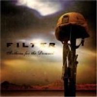 Filter - Anthems For The Damned (Music CD)