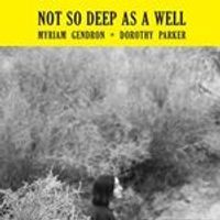 Myriam Gendron - Not So Deep As a Well (Music CD)