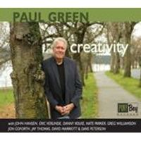 Paul Green - Creativity (Music CD)