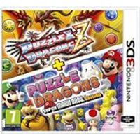 Puzzle and Dragons Z + Puzzle and Dragons Super Mario Bros. Edition (3Ds)