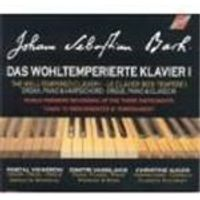 Bach: (The) Well-Tempered Clavier, Book 1