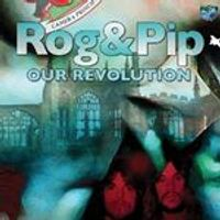 Rog And Pip - Our Revolution (Music CD)