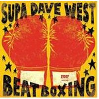 Supa Dave West - Beat Boxing (Music CD)