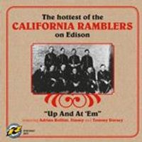 California Ramblers - Up and at em - The Hottest of the California Ramblers on Edison (Music CD)