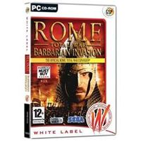 Rome Total War: Barbarian Invasion - The Official Rome: Total War Expansion (PC) (GSP)