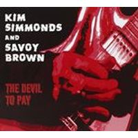 Kim Simmonds - Devil to Pay (Music CD)