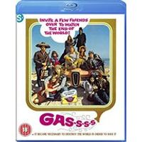 Gas-s-s-s (Blu-ray)