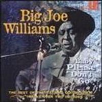 Big Joe Williams - Baby Please Dont Go