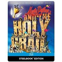 Monty Python and the Holy Grail [Steelbook] [Blu-ray]