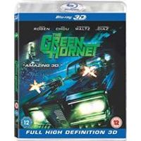 The Green Hornet (Blu-ray 3D)
